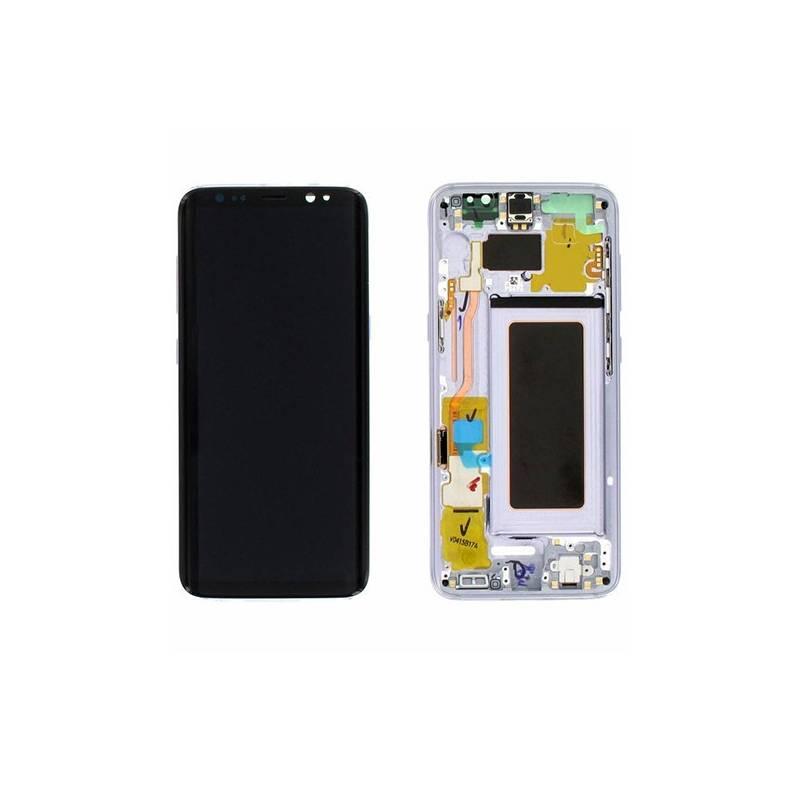 Pantalla Completa Original, Samsung Galaxy S8 G950 Lila
