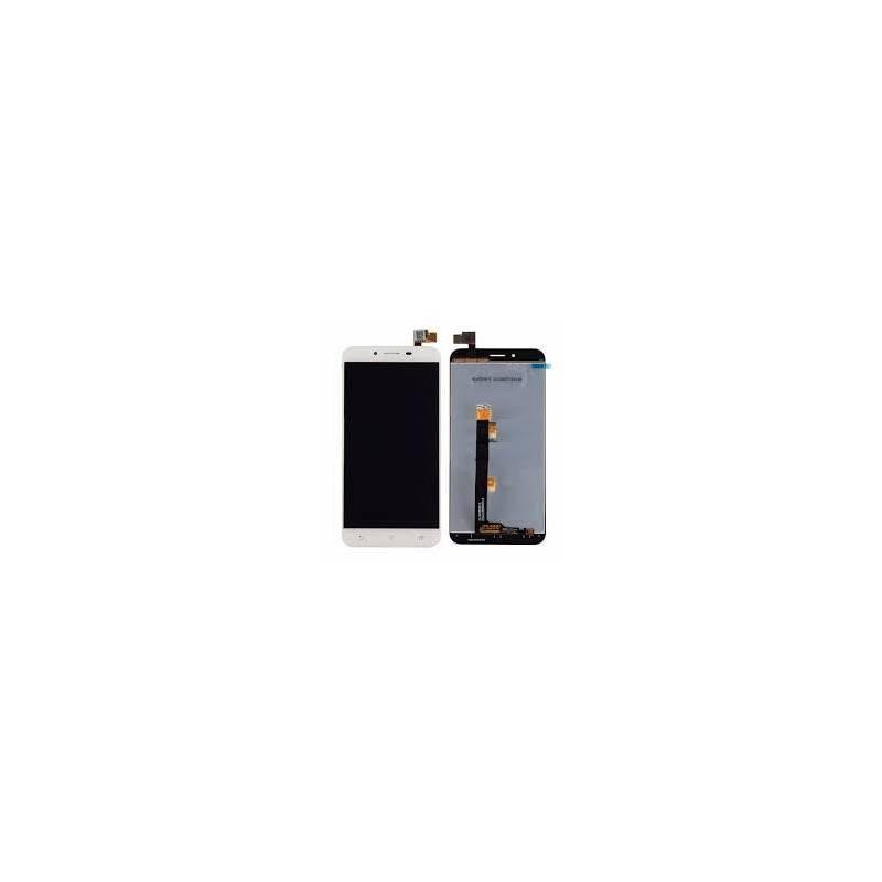 Pantalla Lcd + Tactil Azus Zenfone 3 Max ZC553KL Blanca