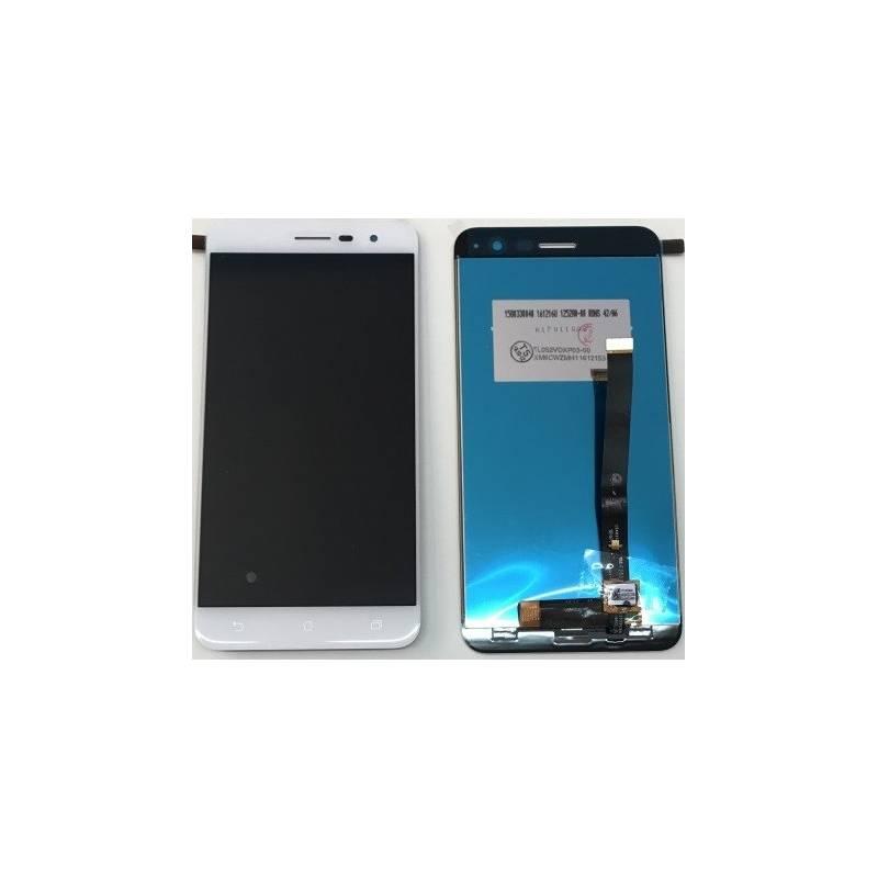"Pantalla Lcd + Tactil Asus Zenfone 3 ZE520KL 5.2"" Blanca"