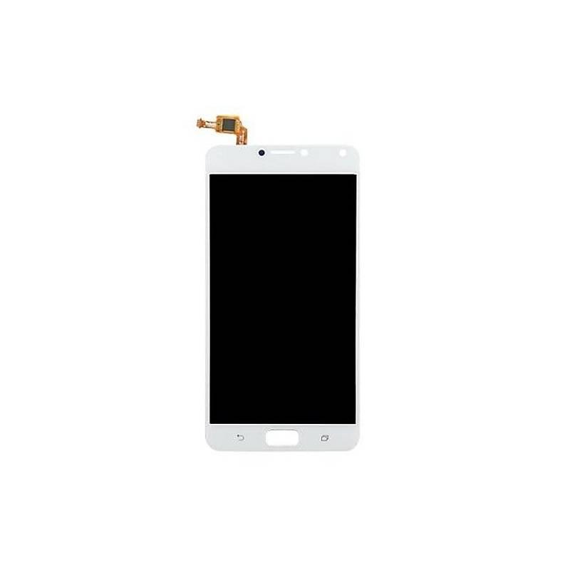 Pantalla Lcd + Tactil Asus Zenfone 4 Max ZC554KL Blanca