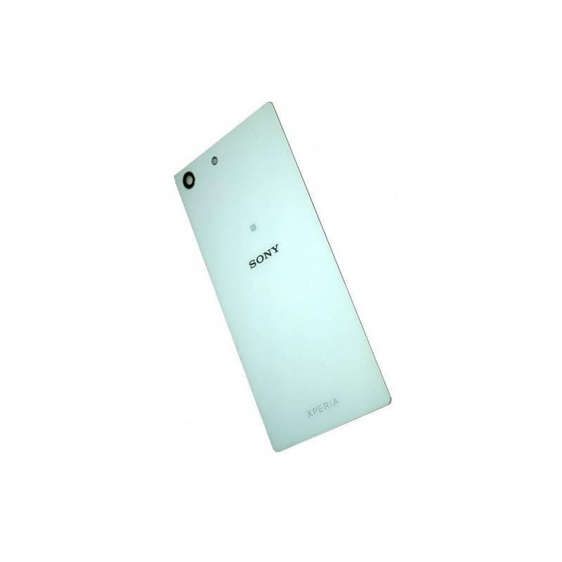 Tapa Trasera Original Sony Xperia M5 E5633, E5643, E5663 Blanca Swap