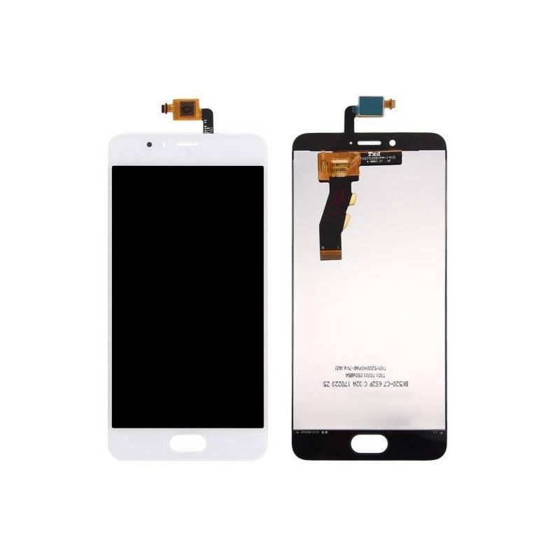 Pantalla Lcd + Tactil Meizu M5s Blanca