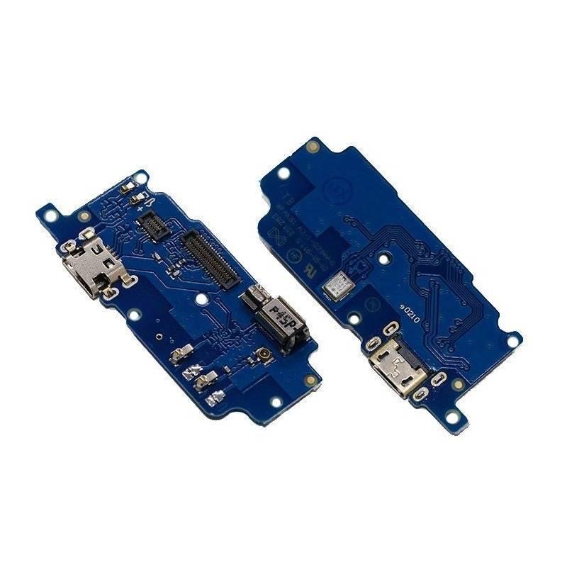 Placa Conector de Carga, Vibrador y Microfono Meizu M5S