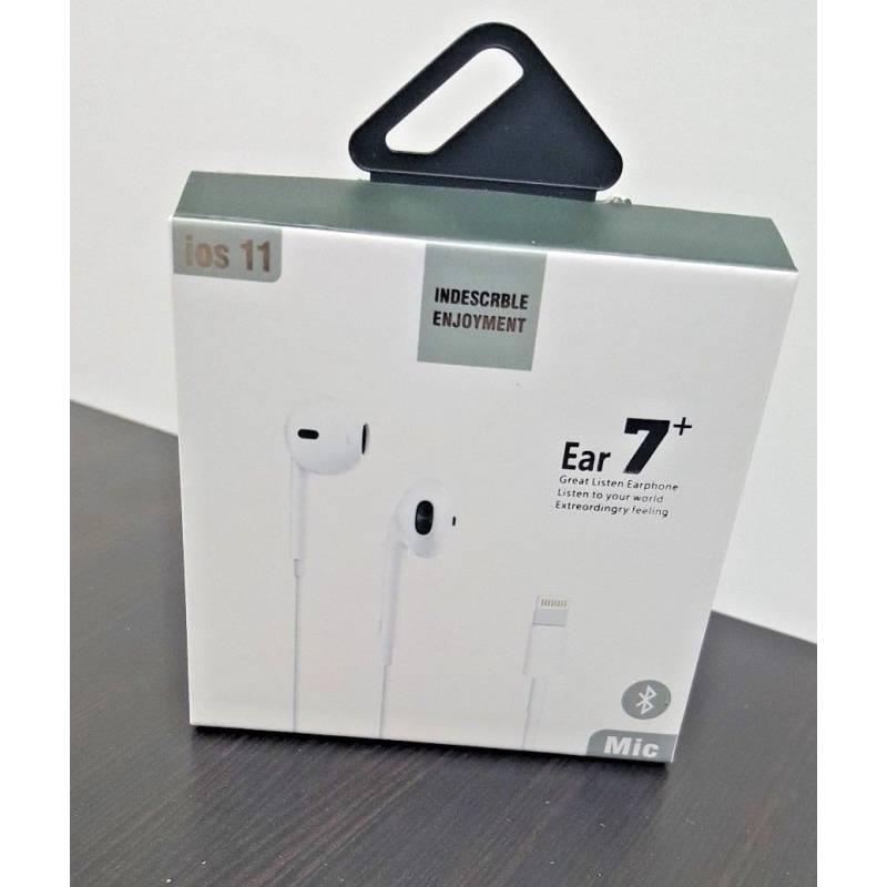 Auriculares Earpods con Conector Lightning para IPhone 7, IPhone 7Plus