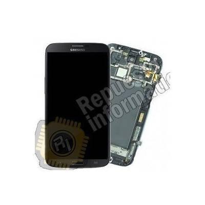 Pantalla (LCD+TACTIL+MARCO) Galaxy Mega i9200 (NEGRO)