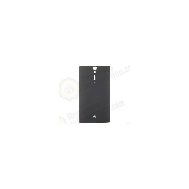 Tapa Trasera Sony Xperia LT26i S Negro