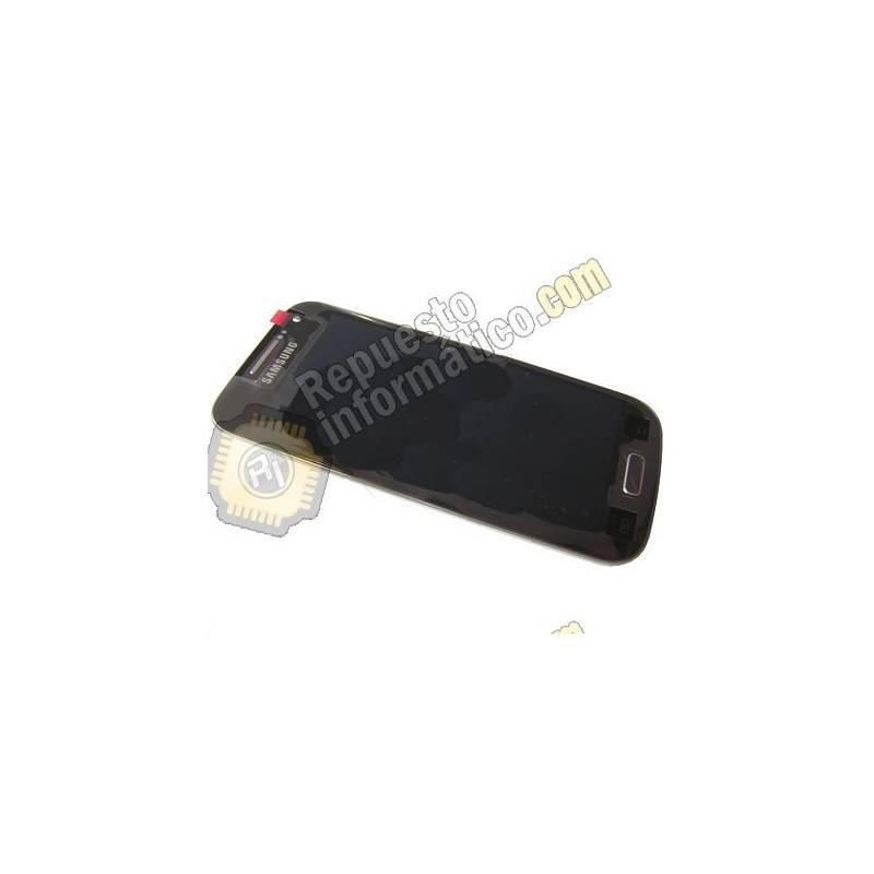 032d8225cc8 Pantalla Completa Samsung Galaxy S4 Mini i9195 Negra Original