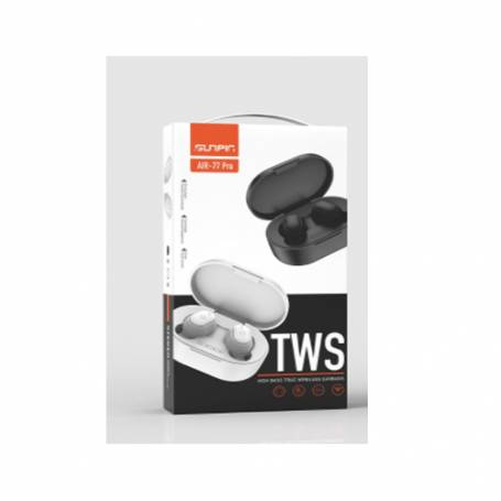 Auriculares Inalambricos Earbuds AIR-77 Pro