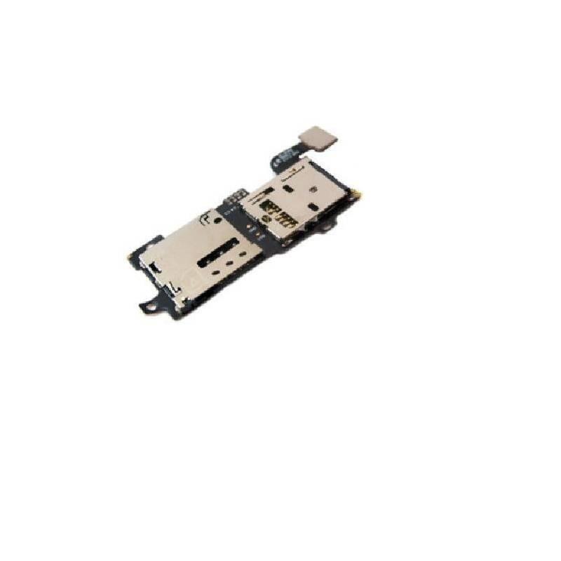 Lector Sim y Micro SD para Samsung S3 (i9300)