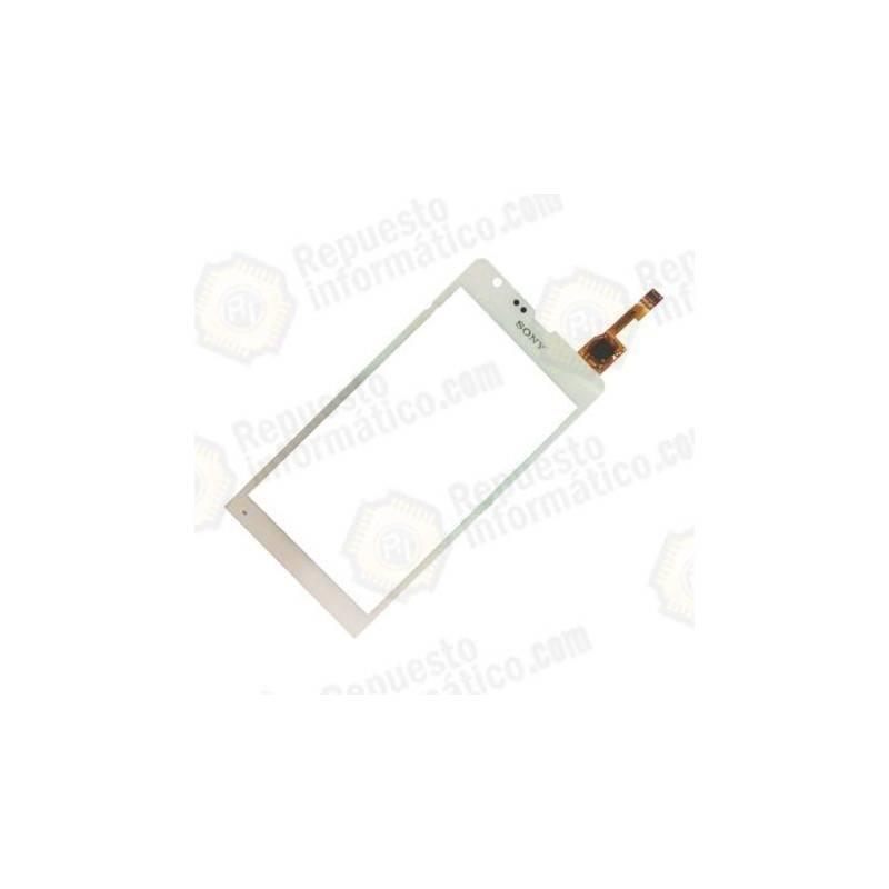 Táctil para Xperia SP (Blanco)