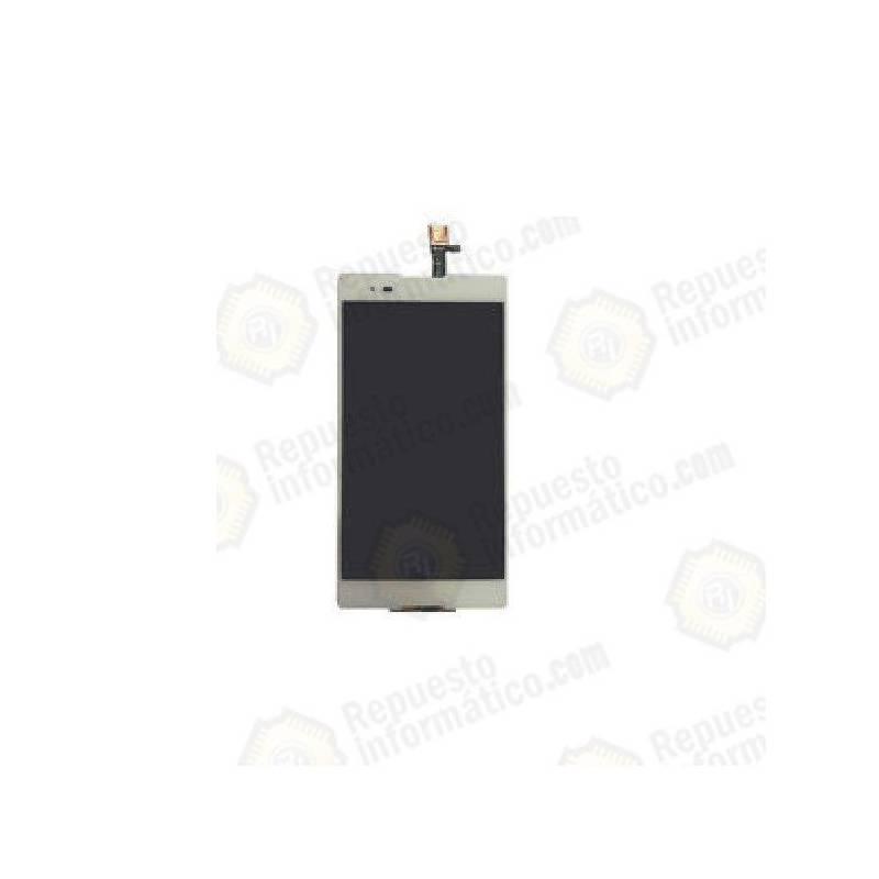 Pantalla LCD + Táctil Sony Xperia T2 DUAL D5322 Blanca