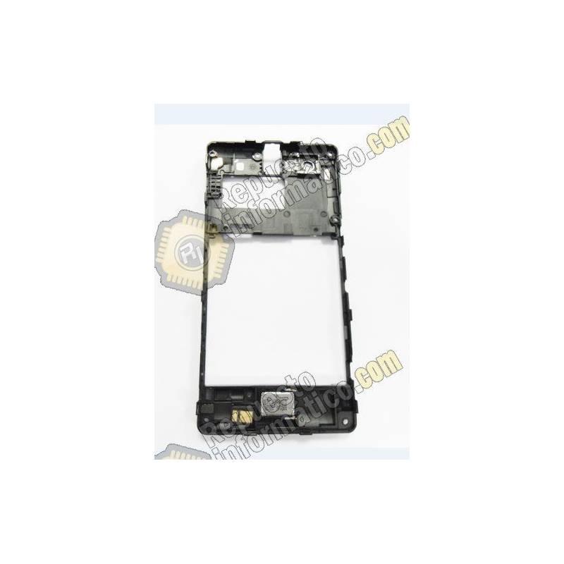 Carcasa + Altavoz intermedia para Sony Xperia M C1905