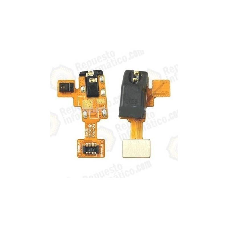 LG E960 Google Nexus 4 Flex Conector de audio y sensor