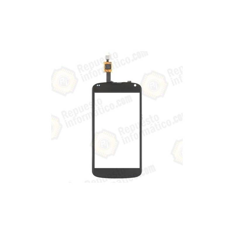 Cristal Táctil Lg Nexus 4 E960 Negro