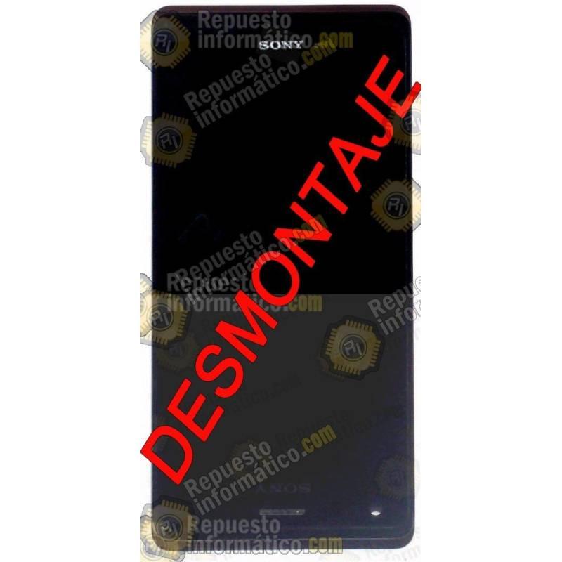Pantalla (LCD+Táctil) Sony Xperia M C1905 Negro (Swap)
