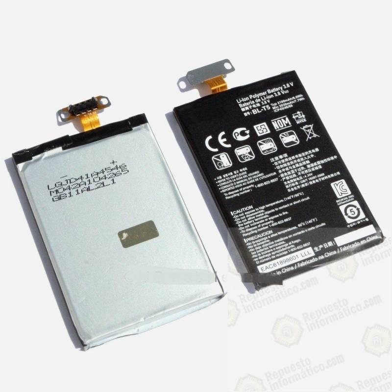 Batería para LG Nexus 4 (E960), Optimus G (E975)