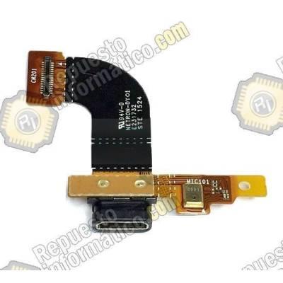 Flex Conector Carga + Micro Sony Xperia M5 E5603