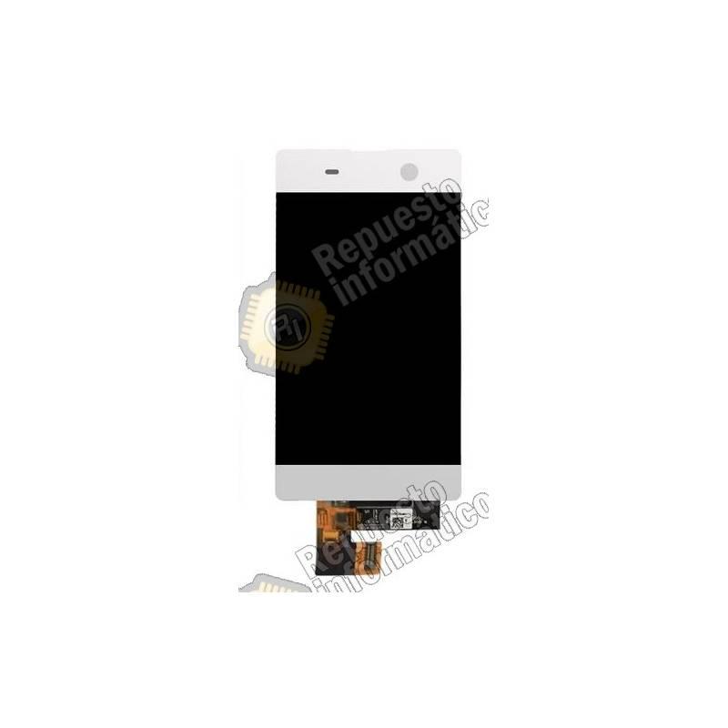 Pantalla (LCD+Táctil) Sony Xperia M5 Blanca E5633 E5643 E5663