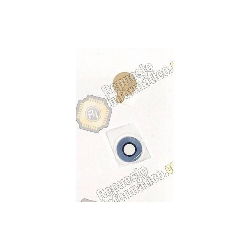 Lentilla de Cristal para Cámara Trasera lg G3 D855 (plateada)