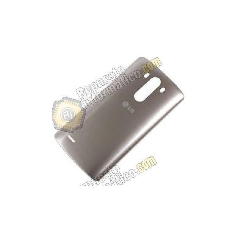 Tapa Trasera dorada para LG G3, D855 SWAP