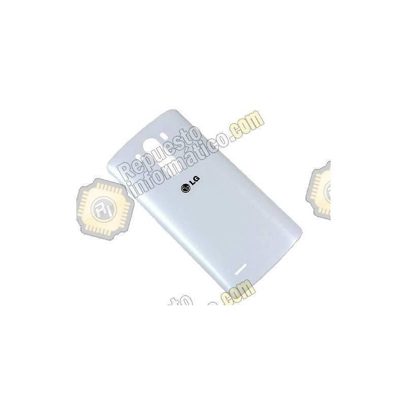 Tapa Trasera Original LG G3, D855 Blanca
