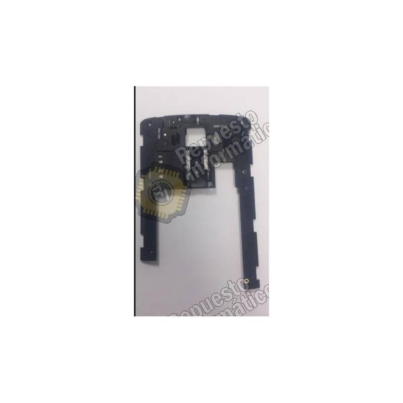Carcasa intermedia Negra LG G3 D855 Original Nueva