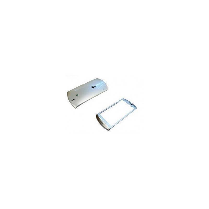 Carcasa delantera y Trasera Sony-Ericsson Xperia Neo MT15i/ Neo V MT11i azul oscuro