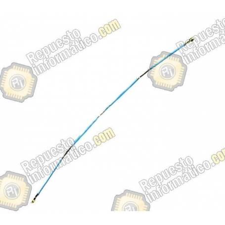Cable coaxial antena azul sony Xperia X performance