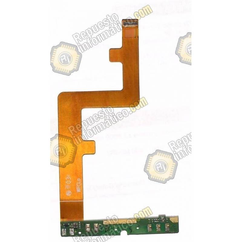 Flex + Placa MicroFONO BQ AQUARIS 5 Swap (Swap)