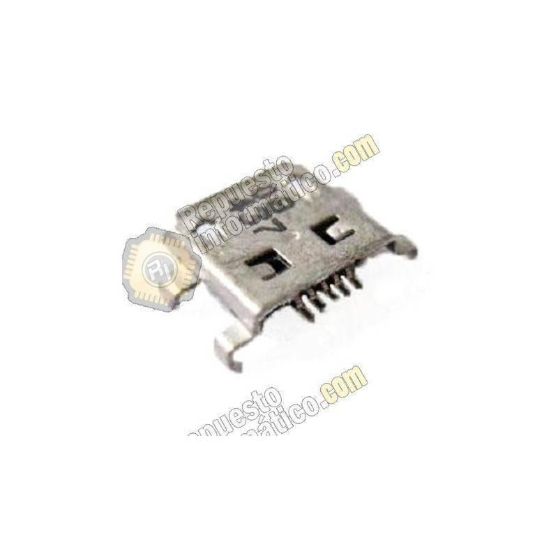 Conector de Carga BQ Aquaris 5 / 5HD / Curie 2