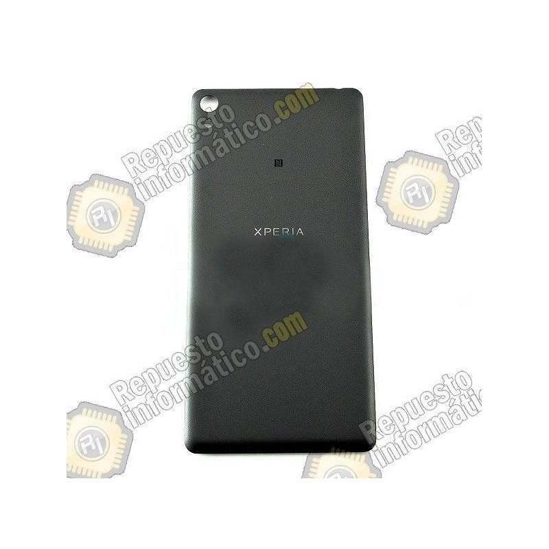 Tapa Bateria negra Sony Xperia E5 F3311