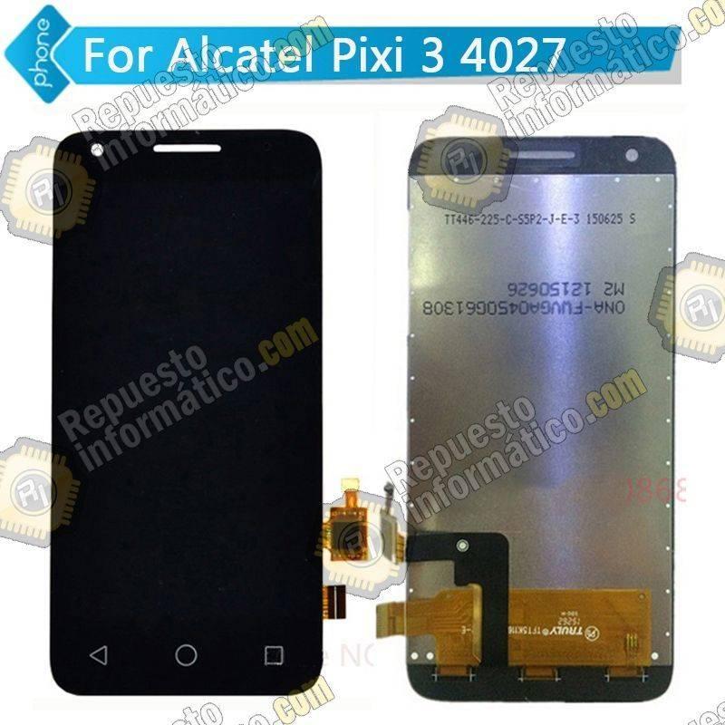 "Pantalla Lcd + Tactil Alcatel Pixi 3 4027 4.5""/ VODAFONE SMART SPEED 6 VF795"