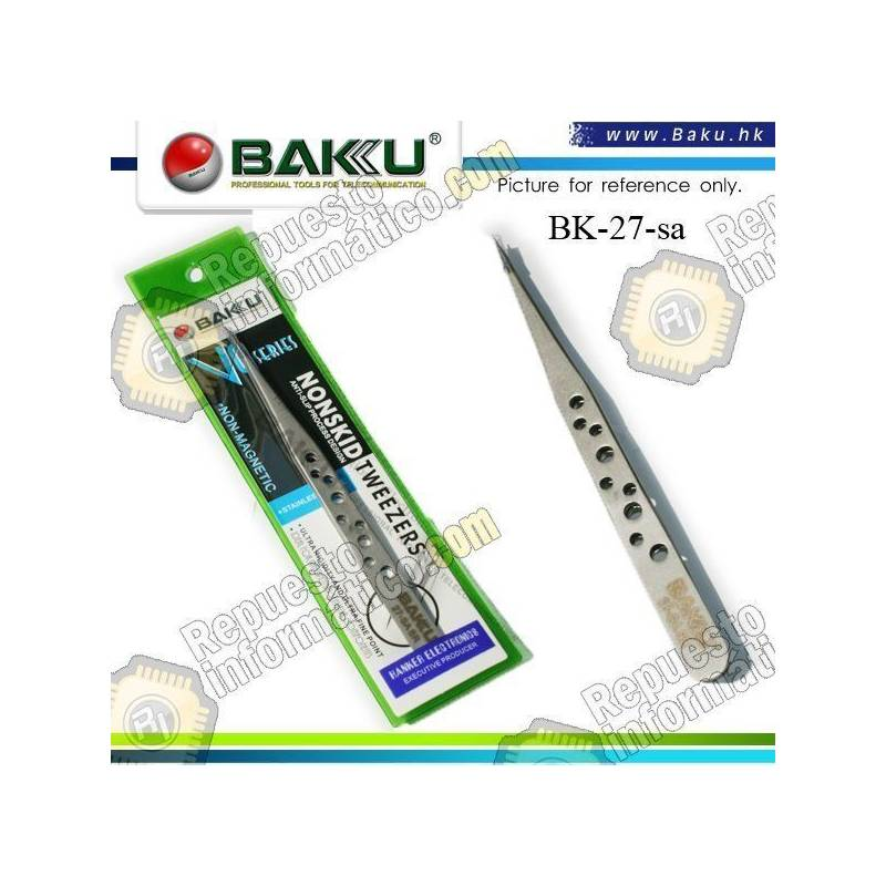Pinza de Acero Inoxidable de alta calidad BK-27-SA