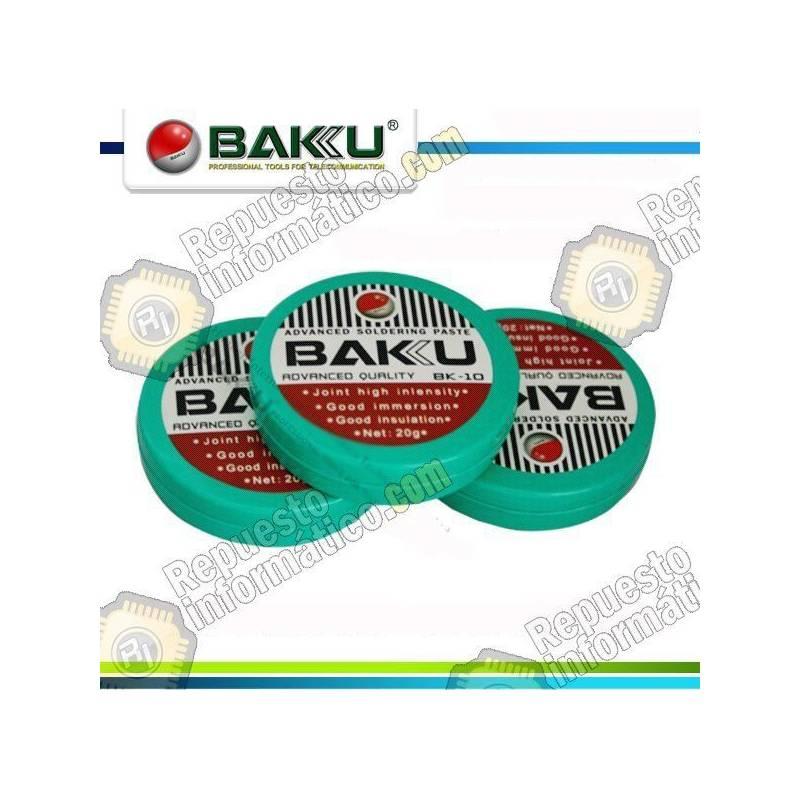 Pasta para Soldadura Avanzada 20grs BK-10
