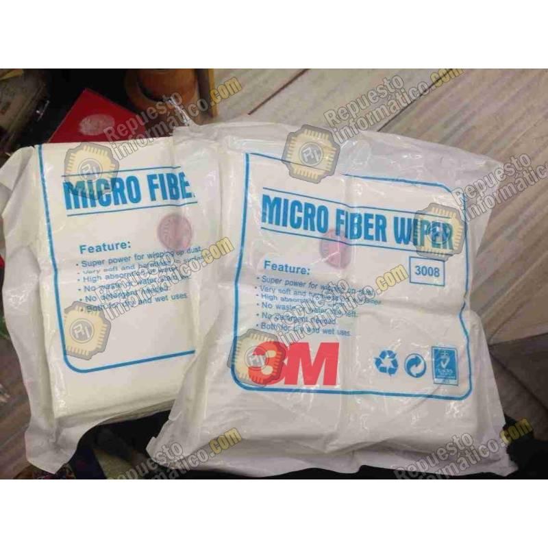 Toallas Microfibra reutilizables 400 pcs