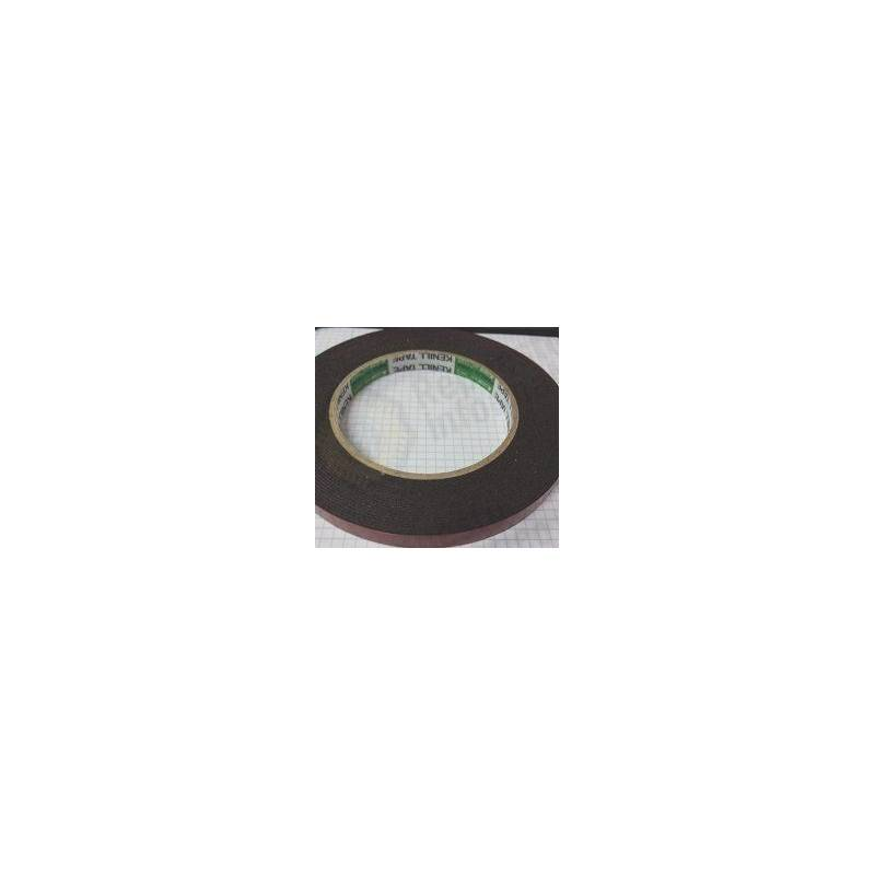 CINTA DOBLE CARA con ESPUMA (10mm) (1cm * 5mts)
