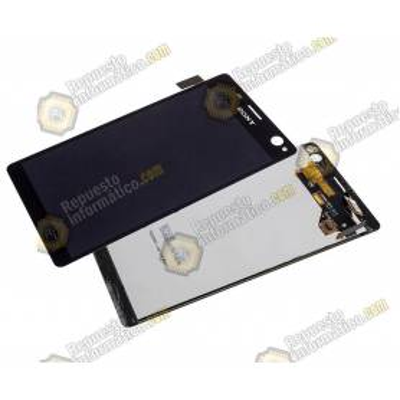 Pantalla (LCD+TACTIL) NEGRA XPERIA C5 (E5506, E5533, E5563)