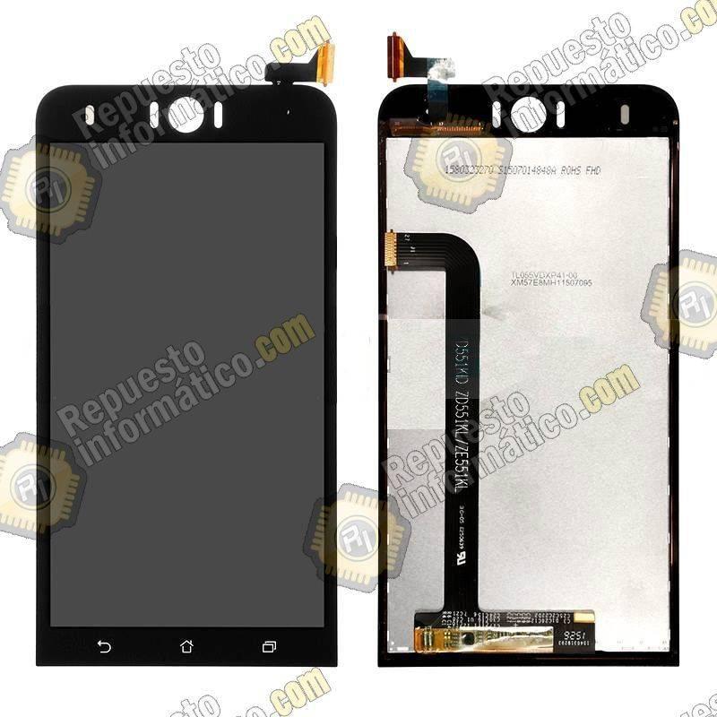 Pantalla (LCD+Táctil) Asus Zenfone Selfie ZD551KL (Negra)