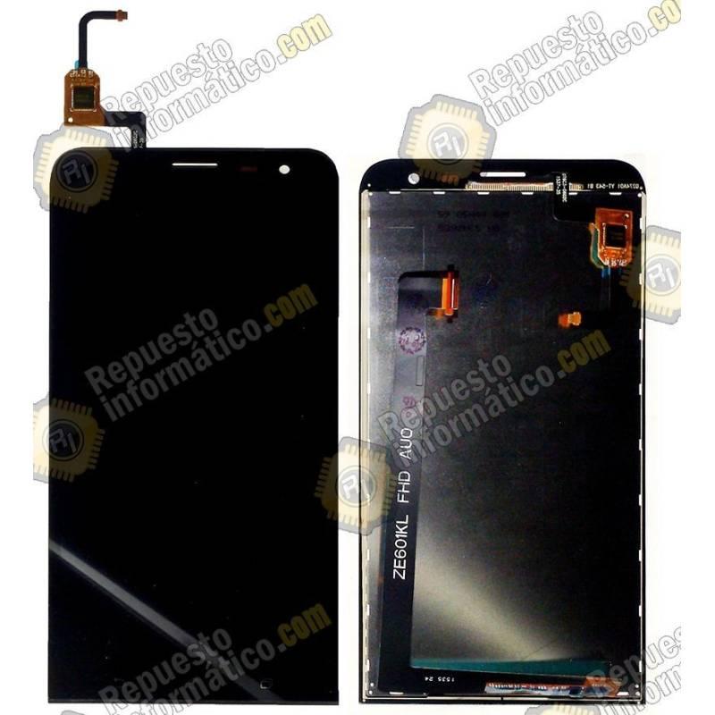 Pantalla (LCD+Táctil) Asus Zenfone 2 Laser ZE601KL Negra