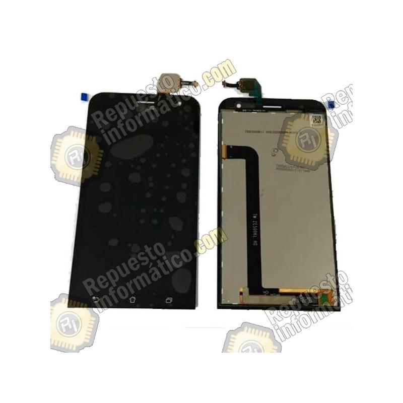 Pantalla LCD + Táctil Negro Asus ZenFone 2 Laser ZE500KL