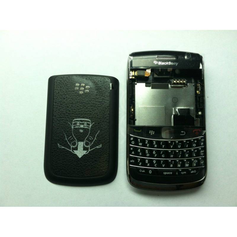 Carcasa Blackberry 9700 Negra