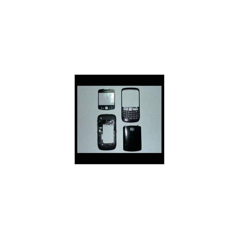 Carcasa BLACBERRY Negra Completa 8520