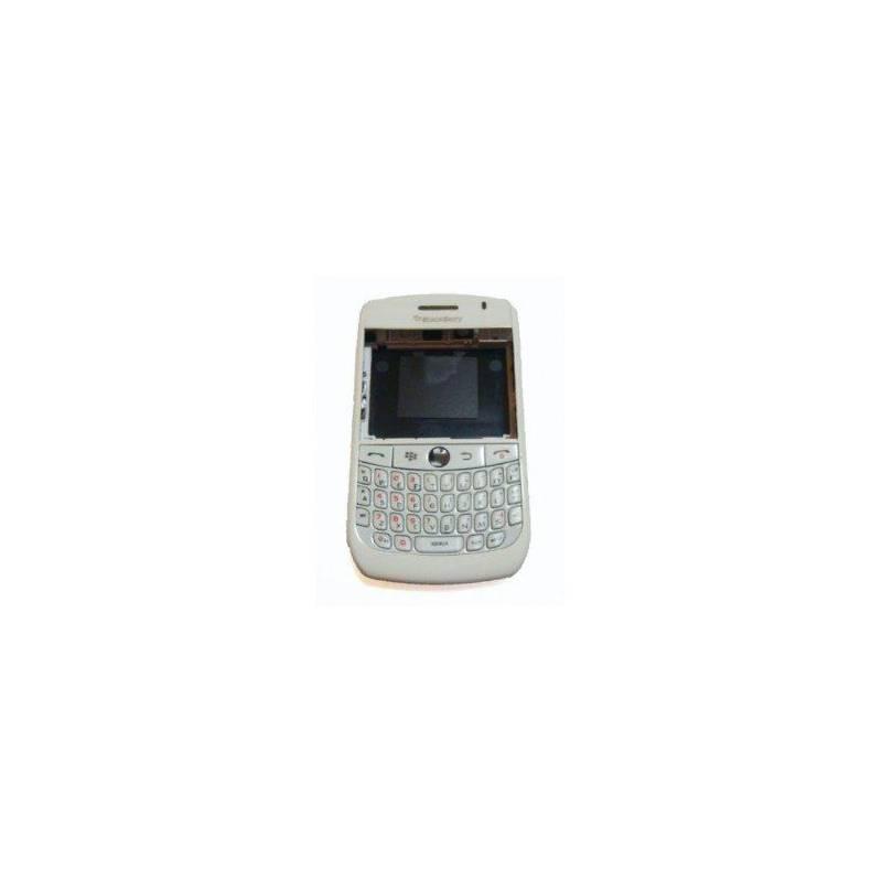 Carcasa Completa Blackberry 8900 Blanca