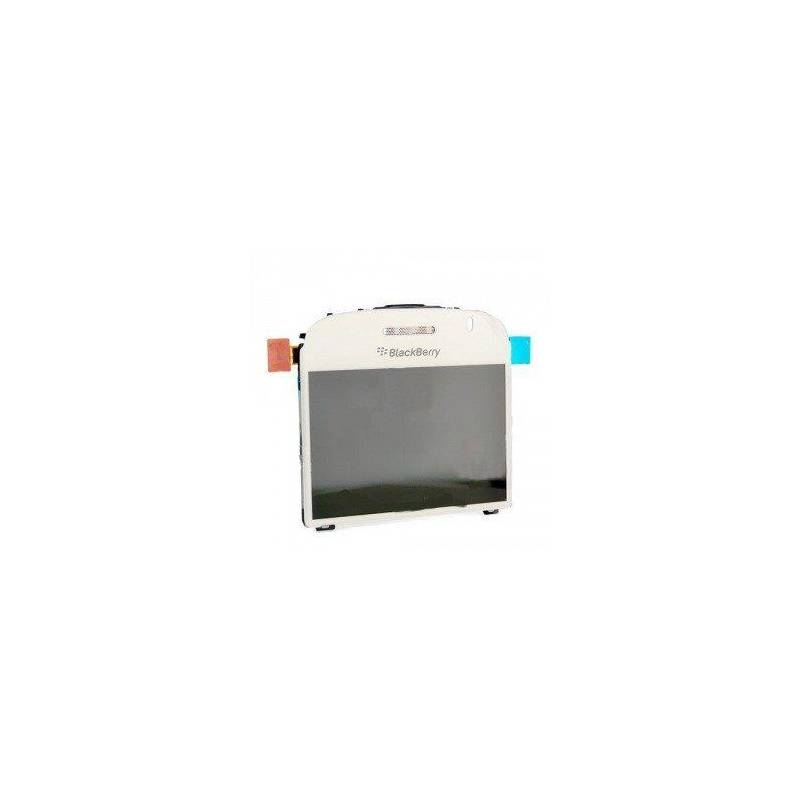 Pantalla Blackberry 9000 Display LCD 002/003/004 Blanco