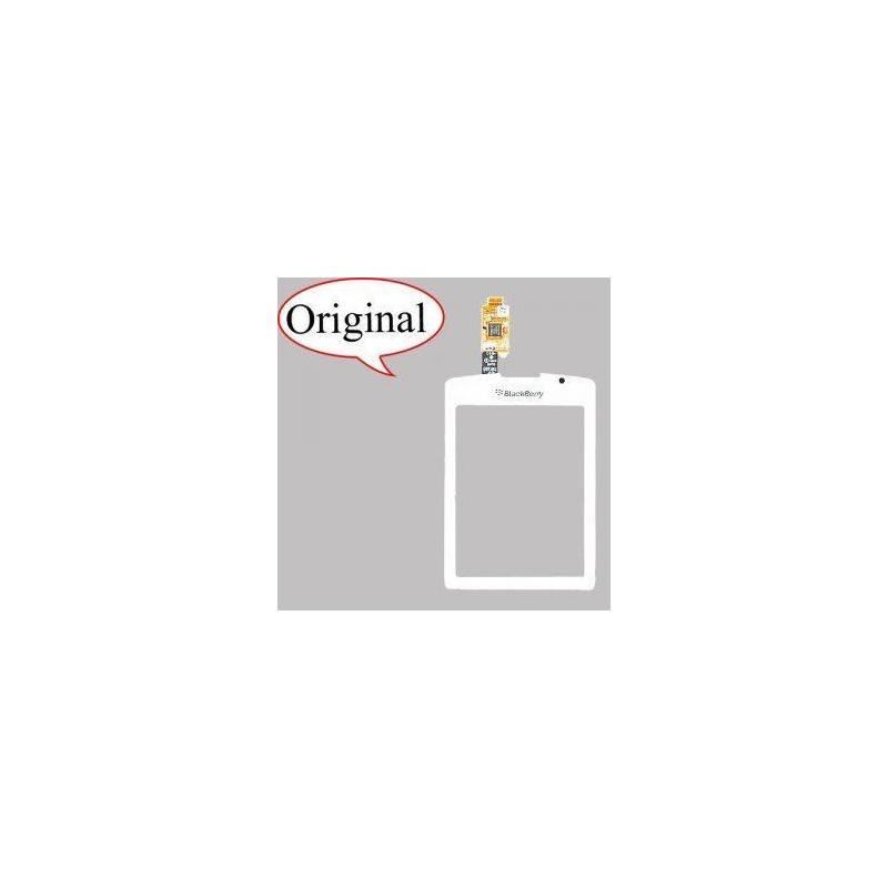 Pantalla Táctil Blackberry 9800 Torch Blanco