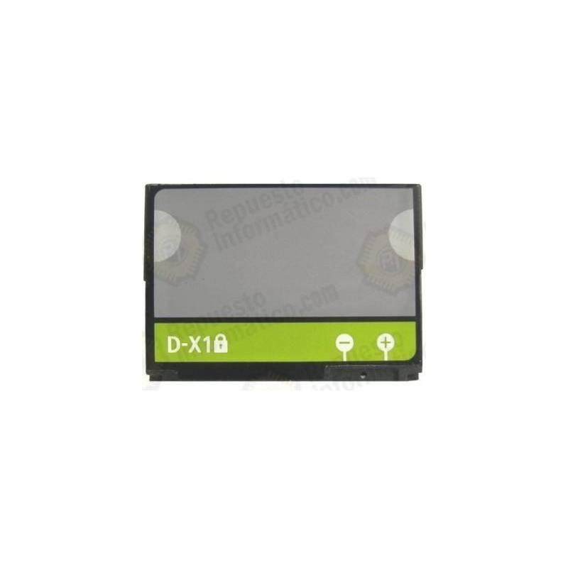 Batería Blackberry D-x1 (8900-9500-9520-9530-9550-9630-9650) 1400mAh