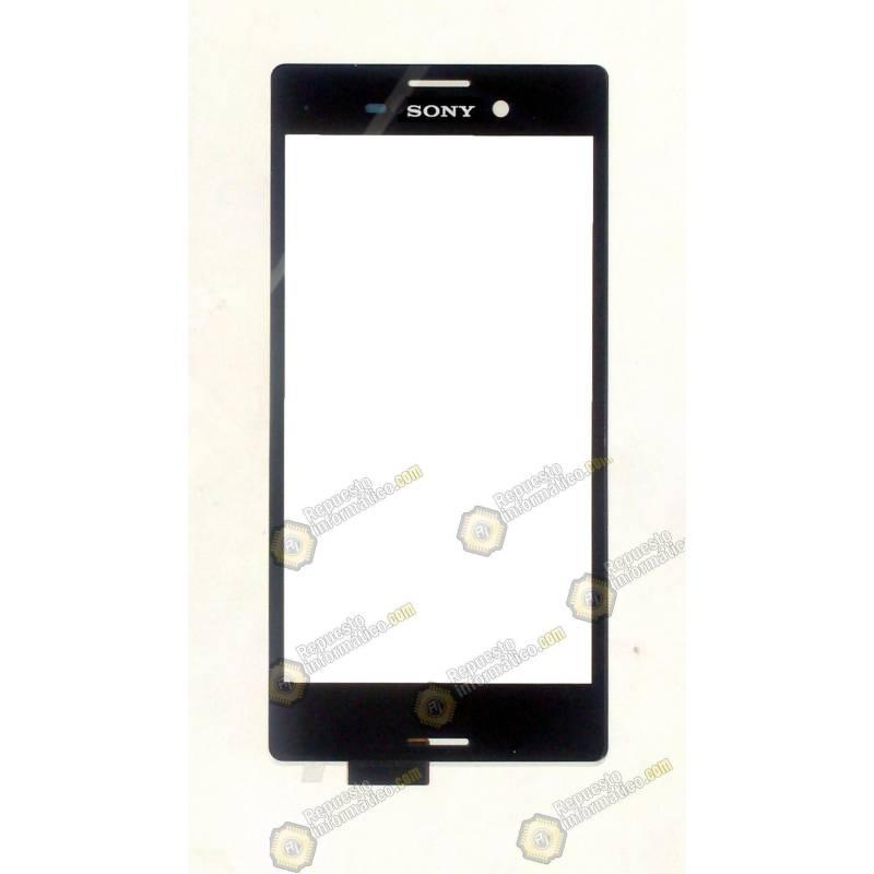 Pantalla Táctil Sony Xperia M4 Negra