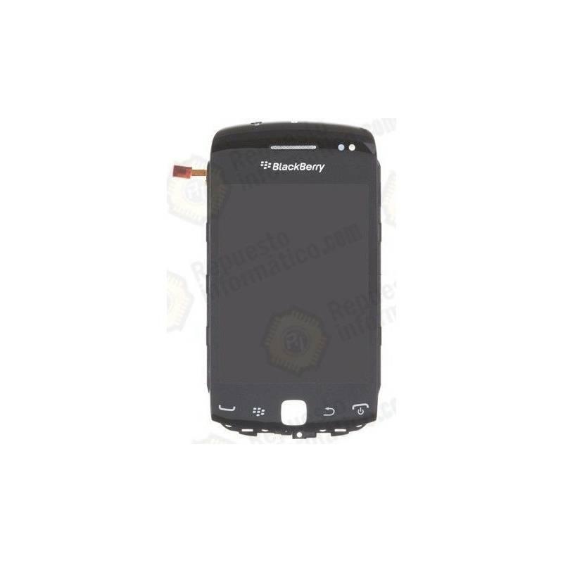 Pantalla Completa Blackberry 9380 Ver. 004