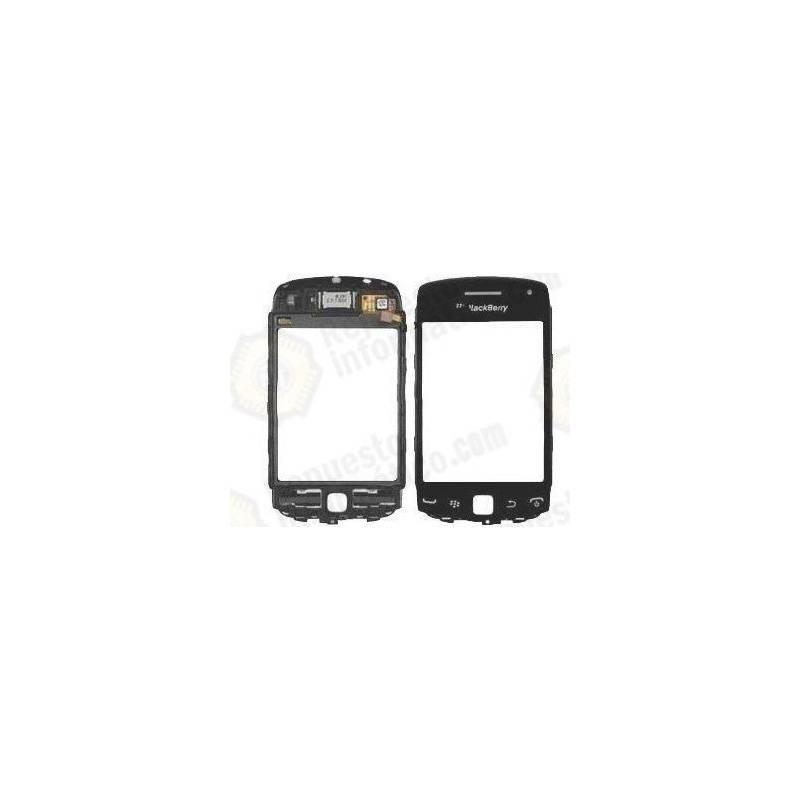 Táctil + Marco Completo Blackberry 9380