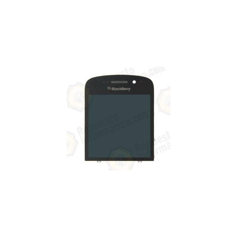 Pantalla Completa Blackberry Q10 Negra